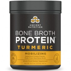 Ancient Nutrition Bone Broth Protein Turmeric (445gm)