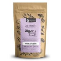 Nutra Organics - Beef Bone Broth Powder (100g, Hearty Mushroom)