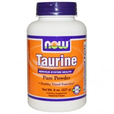 Now Foods Taurine Powder (227g)
