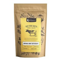 Nutra Organics - Beef Bone Broth Powder (100g, Turmeric)