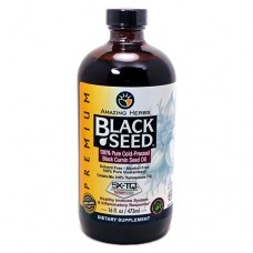 Amazing Herbs Black Seed OIl 240ml