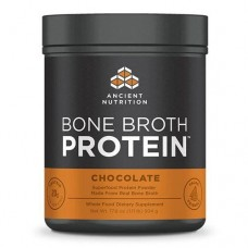 Ancient Nutrition Bone Broth Protein Chocolate (504gm)