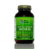 Green Pasture Butter Oil (240ml, Plain)