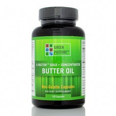 Green Pasture Butter Oil (120 Capsules)