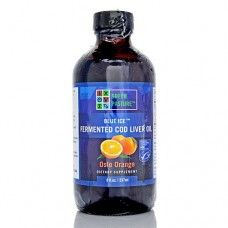 Green Pasture Fermented Cod Liver Oil (237ml, Oslo Orange liquid)