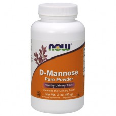 Now Foods d-Mannose Powder (85g)