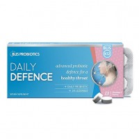 BLIS Daily Defence Oral Probiotic (30 tabs, Strawberry)