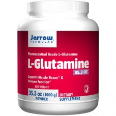 Jarrow Formulas Pharmaceutical Grade L-Glutamine Powder (1kg)