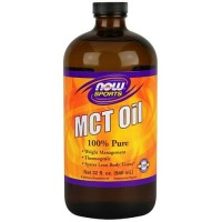NOW MCT Oil 473gm