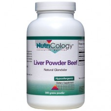 Nutricology Beef Liver Powder (200g)