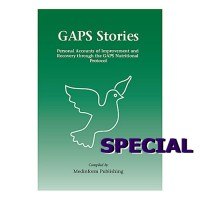 GAPS Stories (Compiled by Dr Natasha Campbell Mc-Bride)