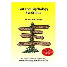 Gut and Psychology Syndrome 2nd Edition (by Dr Natasha Campbell Mc-Bride)