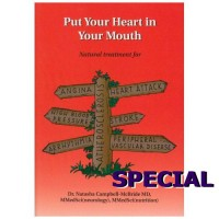 Put Your Heart In Your Mouth (by Dr Natasha Campbell Mc-Bride)
