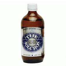 The Silver Solution - Colloidal Silver (500ml)