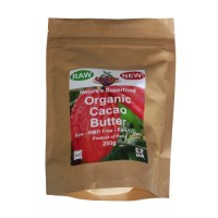 Raw Planet Cacao Butter (250g)