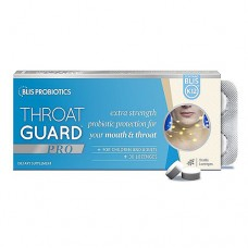 BLIS Throat Guard Pro Oral Probiotic (30 tabs, Vanilla)