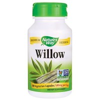 Nature's Way White Willow Bark 100 x 400mg Capsules